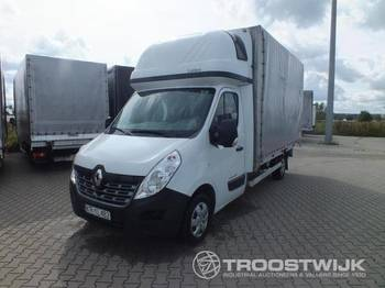 Curtain side van Renault Renault Master Master: picture 1