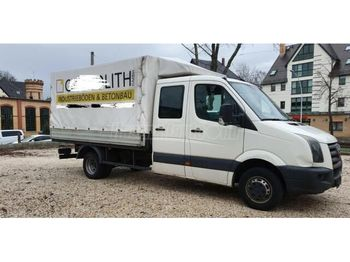 VOLKSWAGEN CRAFTER 50 DOKA - curtain side van