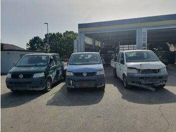 Flatbed van Volkswagen 3  X  T5 DOKA  2x Unfall  1 X Motorsch. !PAKET!!