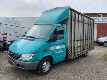 Van Mercedes-Benz Sprinter 313 CDI Glasstransport