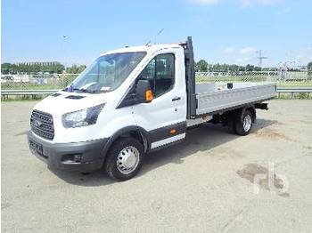 FORD TRANSIT 130T350 4x2 - open body delivery van