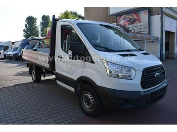 FORD TRANSIT 350 4x4 Platós - open body delivery van