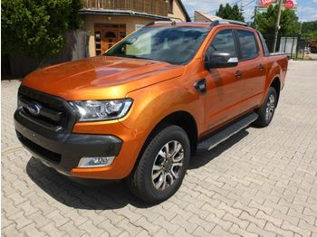 Ford Ranger Doppelkabine 4x4 Wildtrak  - open body delivery van