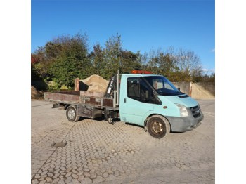 Open body delivery van Ford Transit 350 L 3,2 TDCI
