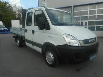 Iveco Daily 29L12 DE Euro4 AHK ZV  - open body delivery van