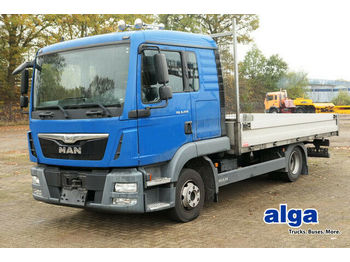 MAN 8.220 BL TGL, 1 Liege, 4.600mm lang,Motorschaden  - open body delivery van