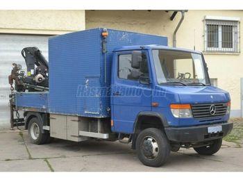 Mercedes Benz Vario 814 Da 4x4 Ahk Seilwinde Rph 8000 T