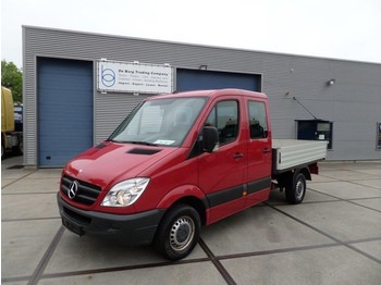 Open body delivery van Mercedes-Benz Sprinter 316CDI Pickup Double Cabin