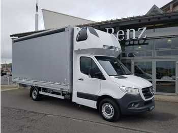 Mercedes-Benz Sprinter 316 CDI Schiebeplane TOP-SLEEPER Klima  - open body delivery van