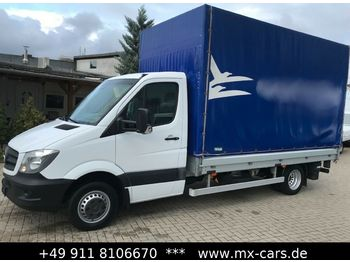 Mercedes-Benz Sprinter 516 CDI Maxi LBW 3,5t. Klima no. 316-06  - open body delivery van