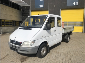 Mercedes Sprinter 313 - open body delivery van