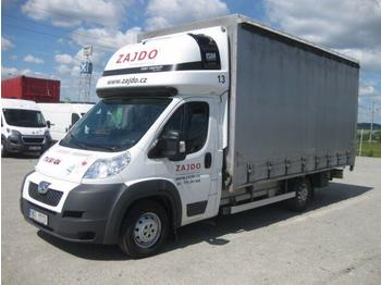 Peugeot Boxer - open body delivery van