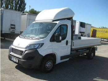 Peugeot Boxer Blue HDi - open body delivery van