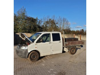 VW 2,5 TDI Dobbel Kabine. - open body delivery van