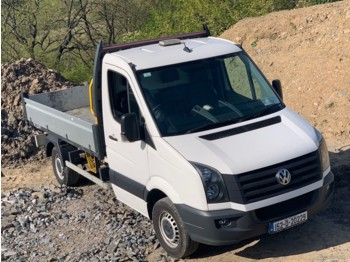 VW Crafter - open body delivery van