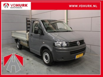 Open body delivery van Volkswagen Transporter 2.0 TDI Open Laadbak Pick Up/Cruise/Bluetooth/3 P: picture 1