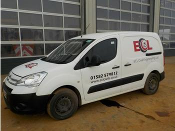 Panel van 2009 Citroen Berlingo: picture 1
