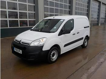 Panel van 2016 Citreon Berlingo 625