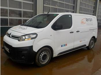 2016 Citroen Dispatch - panel van