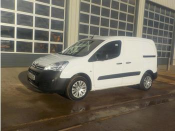 Panel van 2017 Citreon Berlingo 625 ENTERPRISE