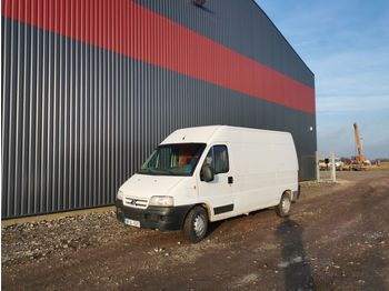 Panel van CITROEN Jumper 2.8