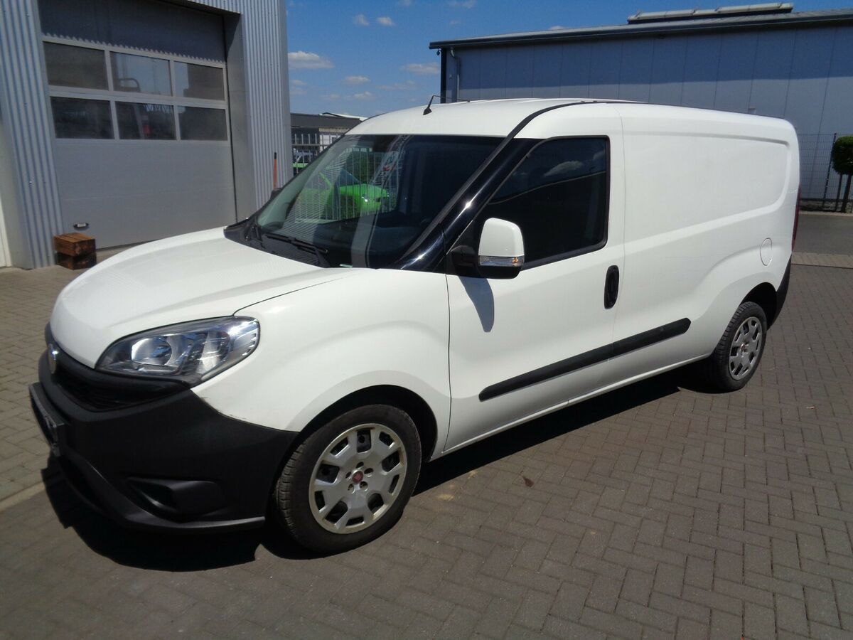 Fiat Doblo Cargo Sx Maxi Kasten Klima 3 Sitzer Panel Van From Germany For Sale At Truck1 Id 4535268