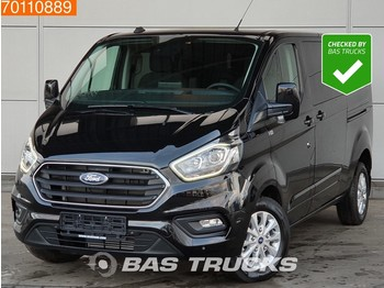 Panel van Ford Transit Custom 2.0 TDCI DC Limited Automaat Navigatie Camera 320 L2H1 4m3 A/C Double cabin Towbar Cruise control