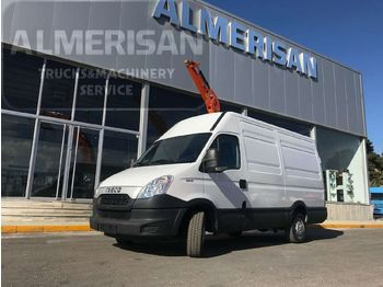 IVECO DAILY 35S15. FURGON 12m3. COLOR BLANCO - panel van