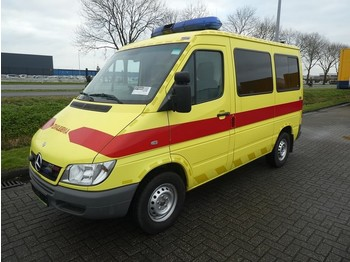Mercedes-Benz Sprinter 213 cdi ambulance eu3 - panel van