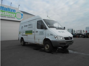 Panel van Mercedes-Benz Sprinter 311 cdi - 4x4 long