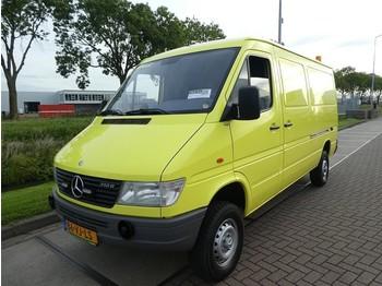 4X4 Sprinter Van For Sale >> Panel Van Mercedes Benz Sprinter 312 D 312 Diesel 4x4 Eu2 Truck1 Id 3963356