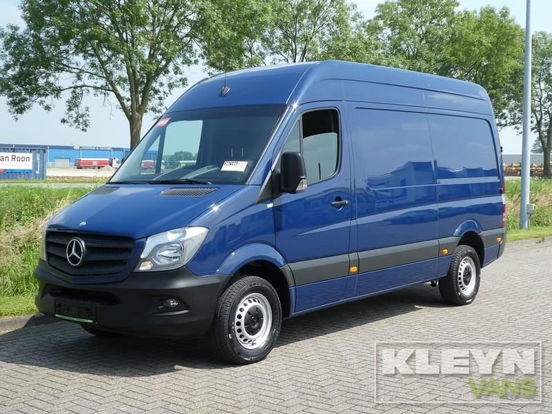 Fonkelnieuw Mercedes-Benz Sprinter 313 CDI l2h2 airco navi panel van from EU-41