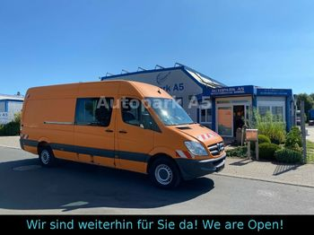 Mercedes-Benz Sprinter 316 CDI Kasten Doppelkabine Euro 5  - βαν