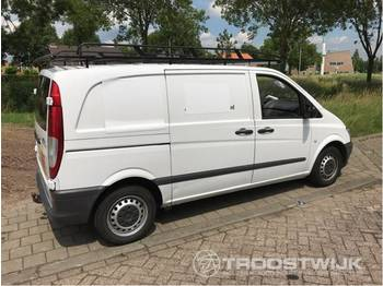 Mercedes-benz Vito 639/4 - βαν