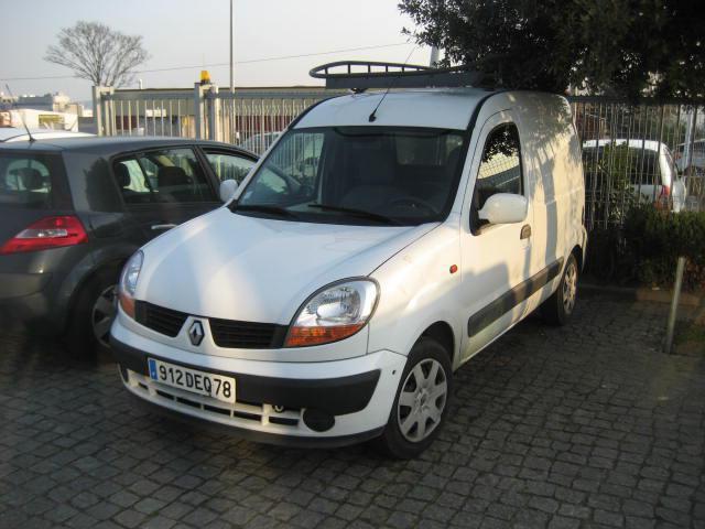 panel van Renault Kangoo 70 DCI