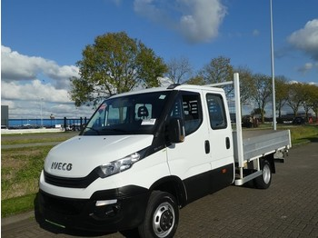 Iveco Daily  35 c 120 dc open box - pickup truck