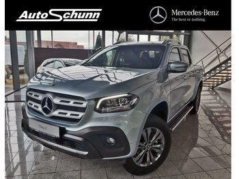 MERCEDES-BENZ X 250 d 4Matic PROGRESSIVE STYLE NAVI CAMERA - pickup truck