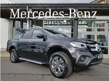 Mercedes-Benz X 250 d 4MATIC PROG EDIT+LED+360°+ROLLO+DIFFSP  - pickup truck