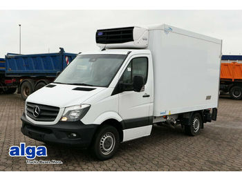 Refrigerated delivery van Mercedes-Benz 316 CDI Sprinter, Kress, Carrier Xarios 500, LBW