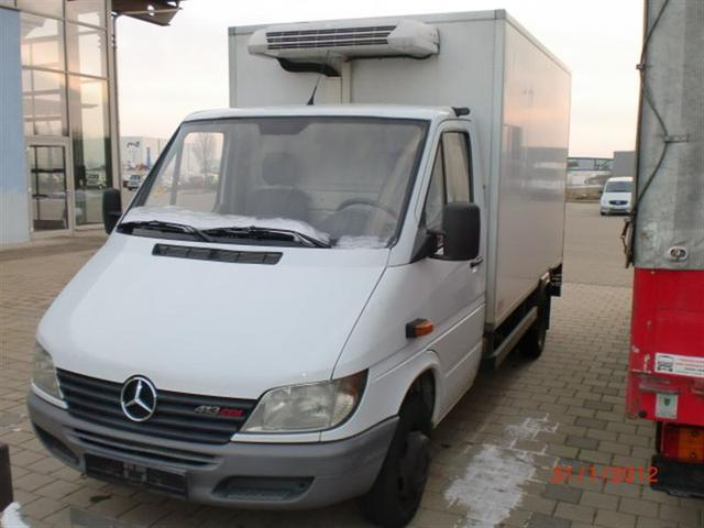 Refrigerated delivery van Mercedes-Benz Sprinter 413 CDI Thermo King -  Truck1 ID: 932155