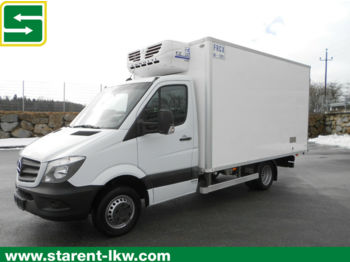 Refrigerated delivery van Mercedes-Benz Sprinter 516 Kühlkoffer, 2 Zonen, Trennwand