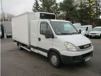 Refrigerated van Iveco 35S17 CARRIER Xarios 500 + el.