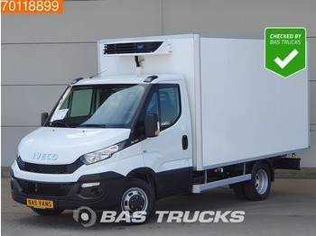 Refrigerated van Iveco Daily 35C15 3.0 150PK Koelwagen -10C Vries Dag/Nacht Airco 12m3 A/C Cruise control