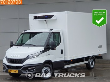 Iveco Daily 35S18 3.0 180PS Koelwagen -20 Tiefkühl 230V Klima Tiefkuhl Carrier 17m3 A/C Cruise control - refrigerated van