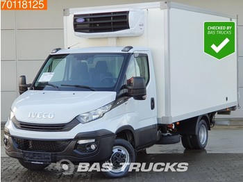 Refrigerated van Iveco Daily 50C17 3.0 170PK Koelwagen -18C Vries Dag/Nacht Laadklep 19m3 A/C Cruise control