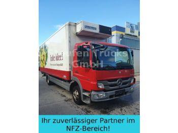 Refrigerated van Mercedes-Benz Atego 818 L 7 m Kühl Koffer Klima 8,6 tonner