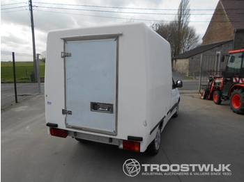 Peugeot Partner - refrigerated van