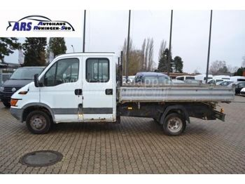 IVECO DAILY 50 C 13 DOKA Billencs - tipper van
