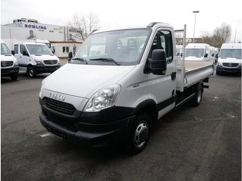 Tipper van IVECO Daily CC 35 C 15 Kipper 3,5 To AHK Last