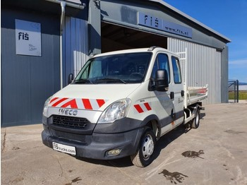 Tipper van Iveco DAILY 35C13 tipper + 7 seats + B drivers licence